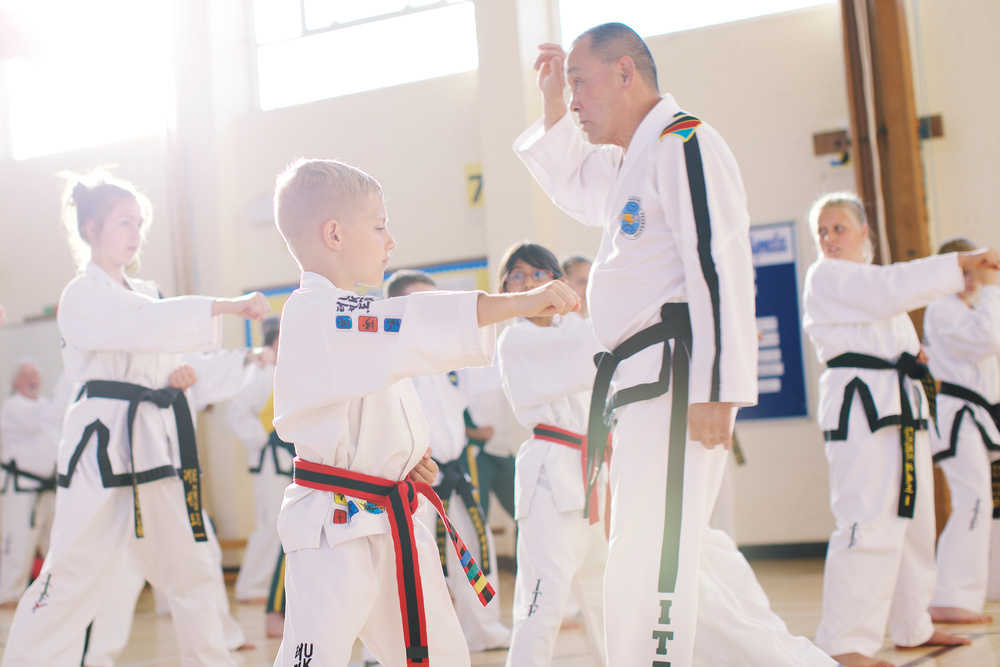 Join Grand Master Hwang in learning and Teaching Taekwon-Do as General Choi intended.